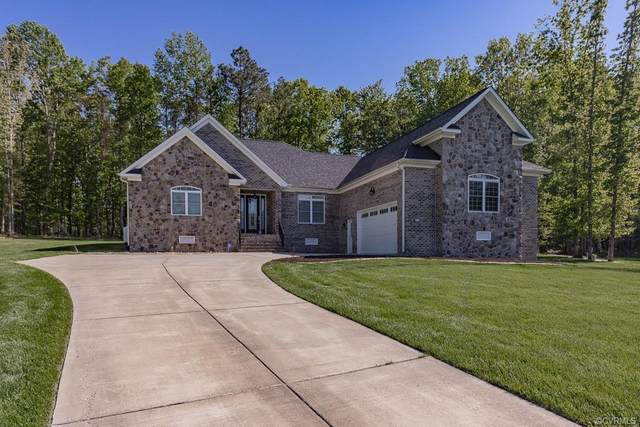 6004 Pheasant Run Court, Prince George, VA 23875 (MLS #2111754) :: HergGroup Richmond-Metro