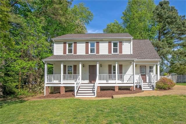 9537 Hungary Ridge Drive, Glen Allen, VA 23060 (MLS #2111777) :: Treehouse Realty VA