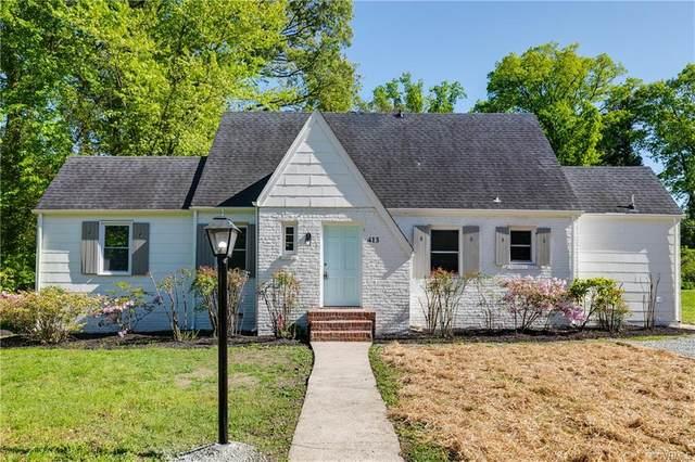 413 Grayson Avenue, Richmond, VA 23222 (MLS #2111792) :: Treehouse Realty VA