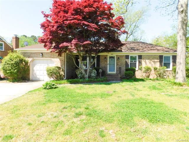 486 Cheshire Court, Newport News, VA 23602 (MLS #2111819) :: Small & Associates