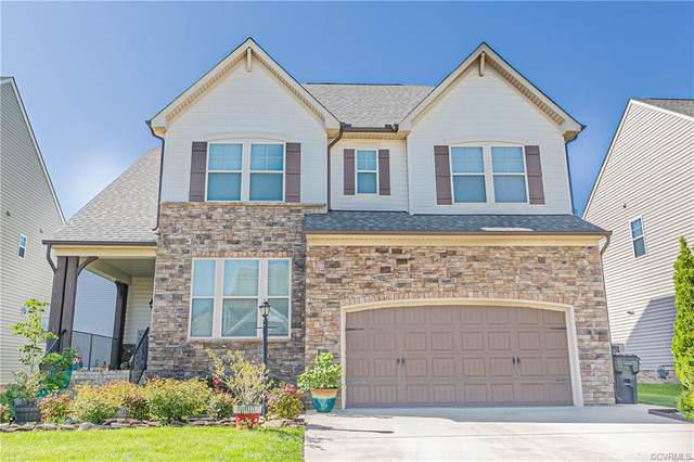 10705 Providence Park Drive, Ashland, VA 23005 (MLS #2111823) :: Small & Associates
