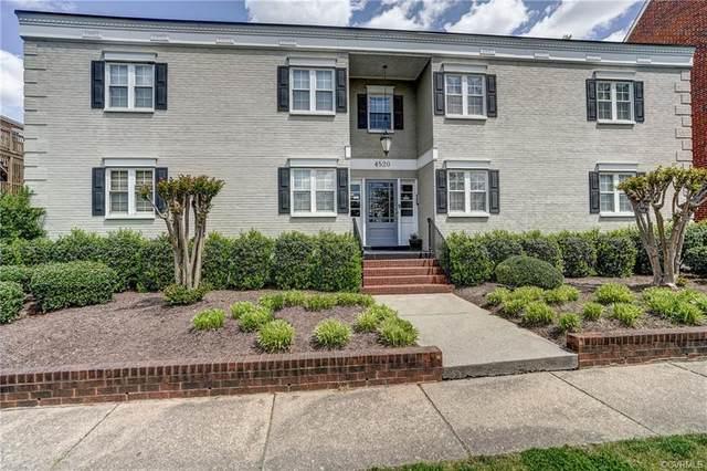 4520 Grove Avenue #6, Richmond, VA 23221 (MLS #2111827) :: Small & Associates
