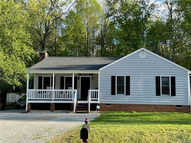 5207 Timbercreek Drive, Chester, VA 23237 (MLS #2111834) :: Village Concepts Realty Group
