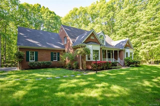 1020 Hunters Woods, Crozier, VA 23039 (MLS #2111838) :: Treehouse Realty VA