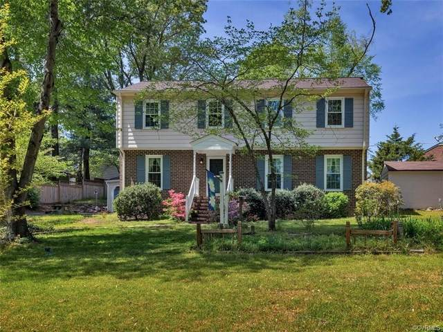 9200 Derwent Drive, Mechanicsville, VA 23116 (MLS #2111839) :: Village Concepts Realty Group