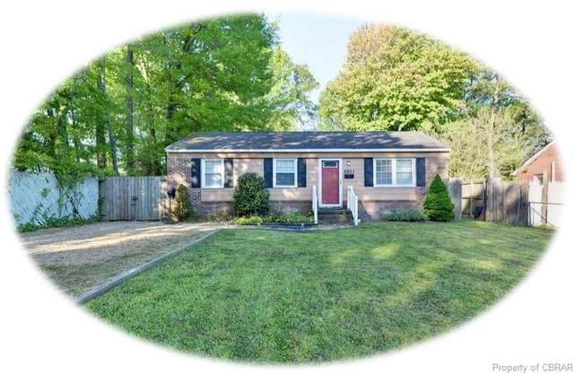 5901 Potomac Avenue, Newport News, VA 23605 (MLS #2111895) :: The Redux Group