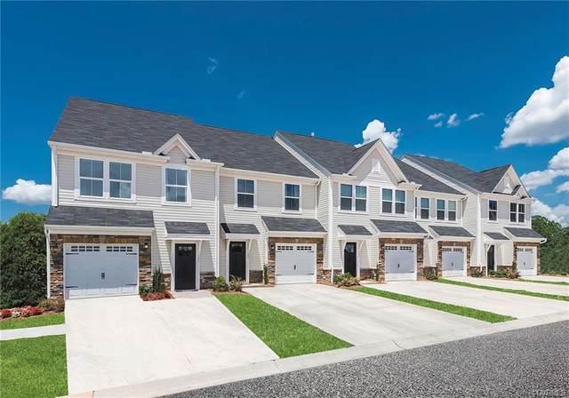 4022 Grove Point Drive K-E, Richmond, VA 23223 (MLS #2111941) :: The Redux Group