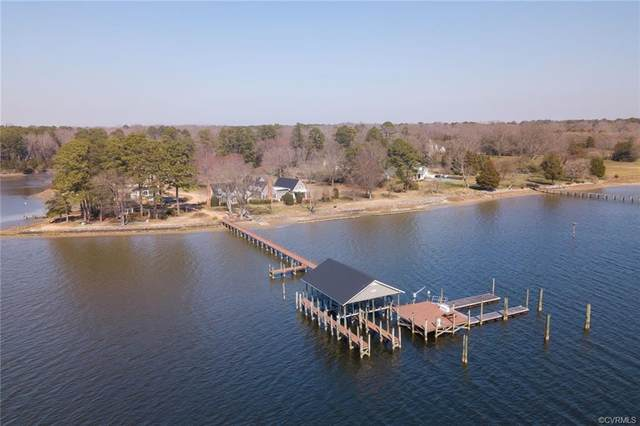 103 Cradle Point Lane, North, VA 23128 (MLS #2112023) :: Small & Associates