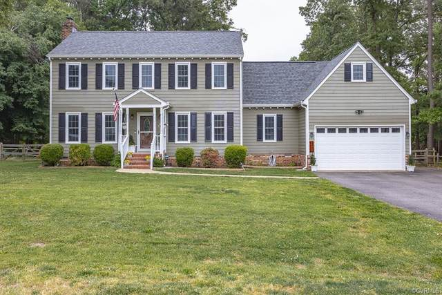 11709 Perdue Terrace, Chester, VA 23831 (MLS #2112051) :: Village Concepts Realty Group