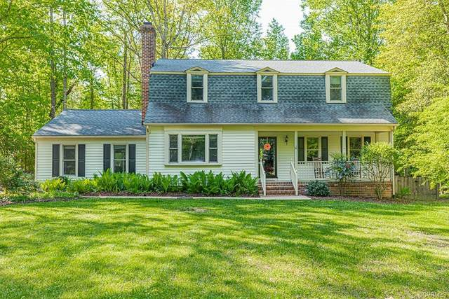 7559 Studley Road, Mechanicsville, VA 23116 (MLS #2112058) :: Village Concepts Realty Group