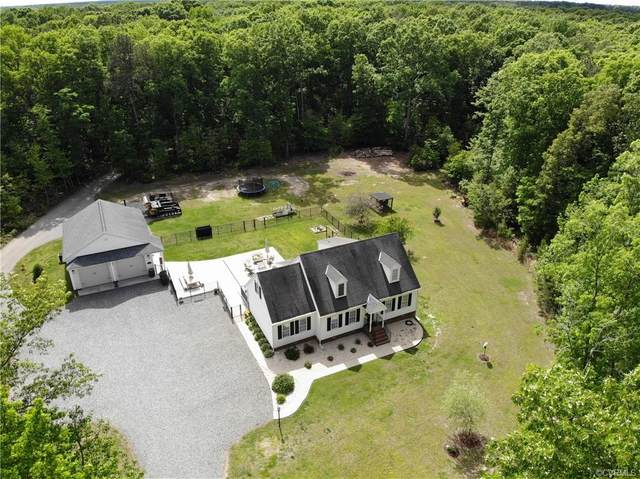 15173 Rehoboth Road, Doswell, VA 23047 (MLS #2112061) :: Small & Associates