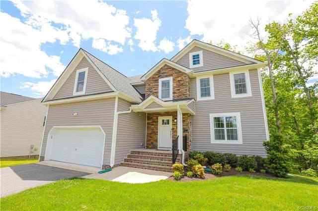 5143 Goldburn Drive, North Chesterfield, VA 23237 (MLS #2112083) :: The Redux Group