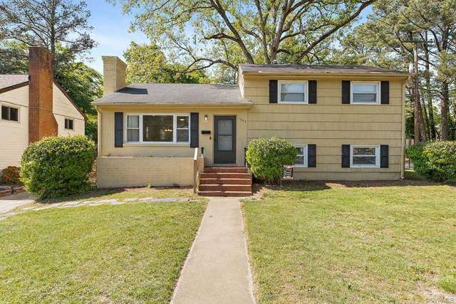 1900 Burks Street, Petersburg, VA 23805 (MLS #2112097) :: Small & Associates