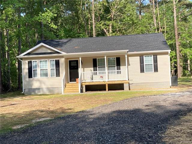 00 Johns Point, Gloucester, VA 23061 (MLS #2112115) :: Village Concepts Realty Group