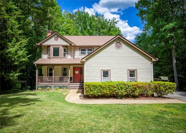 9401 Springhouse Drive, Chesterfield, VA 23832 (MLS #2112155) :: Village Concepts Realty Group