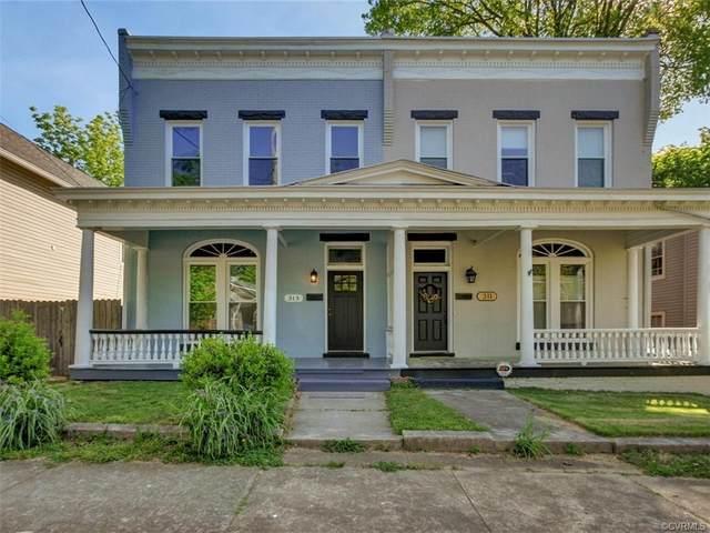313 W 27th Street, Richmond, VA 23225 (MLS #2112162) :: The Redux Group