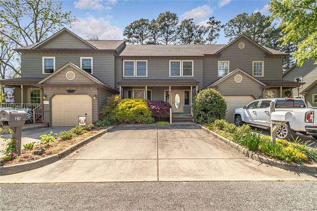 26 Heatherfield Court, Kilmarnock, VA 22482 (#2112214) :: Abbitt Realty Co.