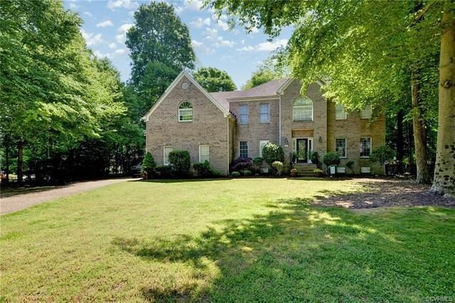 92 Holly Grove, Williamsburg, VA 23185 (MLS #2112215) :: The Redux Group