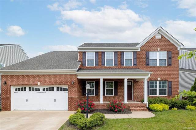 10832 Providence Woods Lane, Ashland, VA 23005 (MLS #2112234) :: Small & Associates