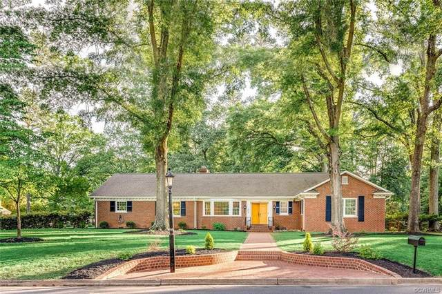 205 Chickahominy Bluffs Road, Henrico, VA 23227 (MLS #2112266) :: Blake and Ali Poore Team