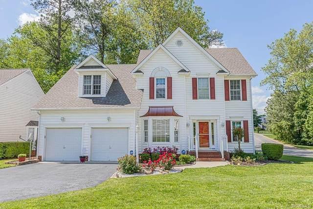 10672 Runnymeade Drive, Henrico, VA 23059 (MLS #2112288) :: Small & Associates