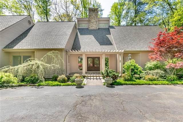 501 Kilmarnock Drive, Henrico, VA 23229 (MLS #2112290) :: Treehouse Realty VA