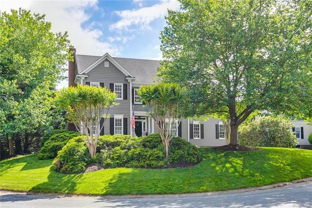 7920 Blueberry Hill Court, Henrico, VA 23229 (MLS #2112291) :: Small & Associates