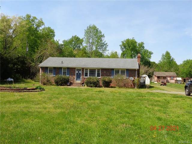 4192 Range Road, Mechanicsville, VA 23111 (MLS #2112299) :: Small & Associates