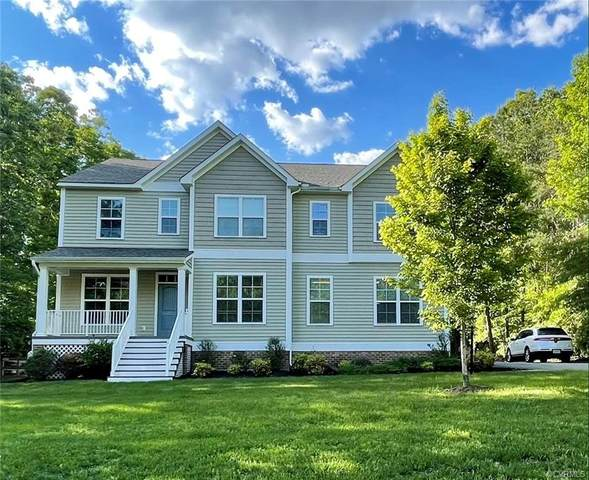 2044 Philbunny Court, Mechanicsville, VA 23111 (MLS #2112320) :: Small & Associates