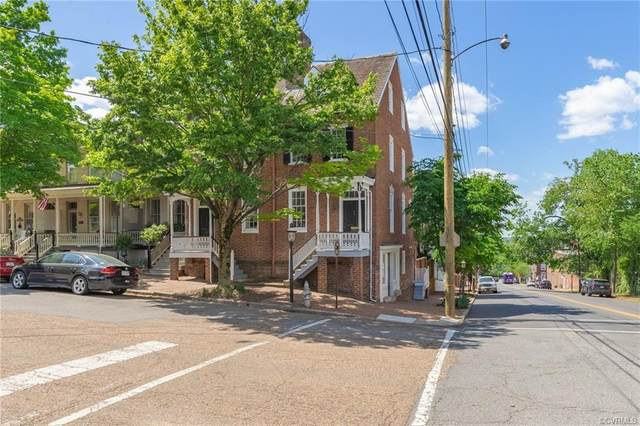 2501 E Grace Street, Richmond, VA 23223 (MLS #2112324) :: Treehouse Realty VA