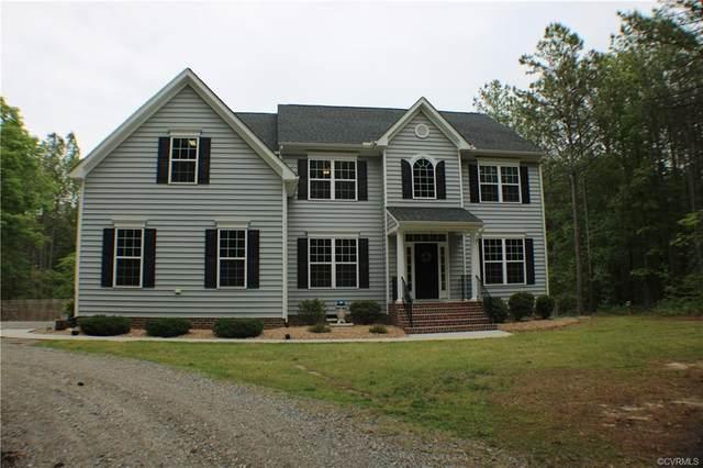 9101 Beaver Bridge Road, Moseley, VA 23120 (MLS #2112325) :: Small & Associates