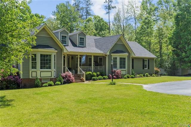3401 Oxford Drive, Sutherland, VA 23885 (MLS #2112339) :: Small & Associates