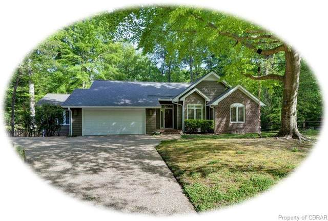 122 Mattaponi Trail, Williamsburg, VA 23188 (MLS #2112386) :: Small & Associates