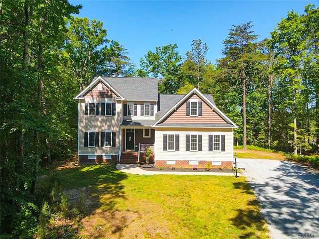 7900 Ashcoombe Road, Quinton, VA 23141 (MLS #2112390) :: Village Concepts Realty Group