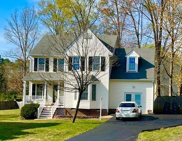 12513 Hillgate Lane, Henrico, VA 23233 (MLS #2112391) :: Village Concepts Realty Group