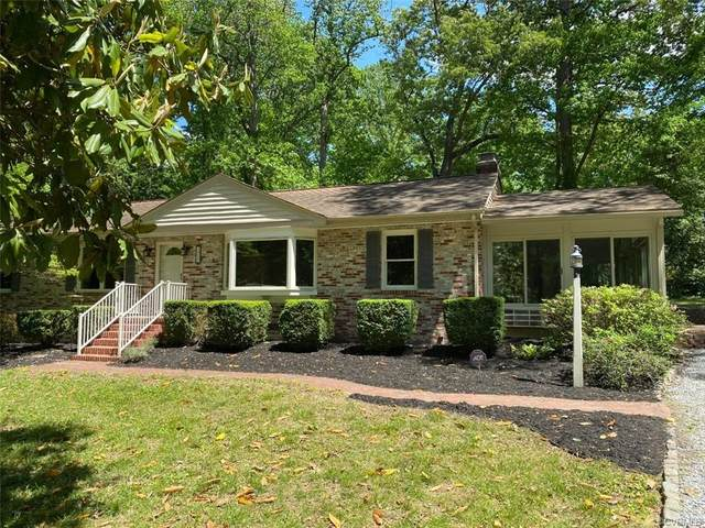 3915 Hickory Road, Richmond, VA 23235 (MLS #2112405) :: Treehouse Realty VA