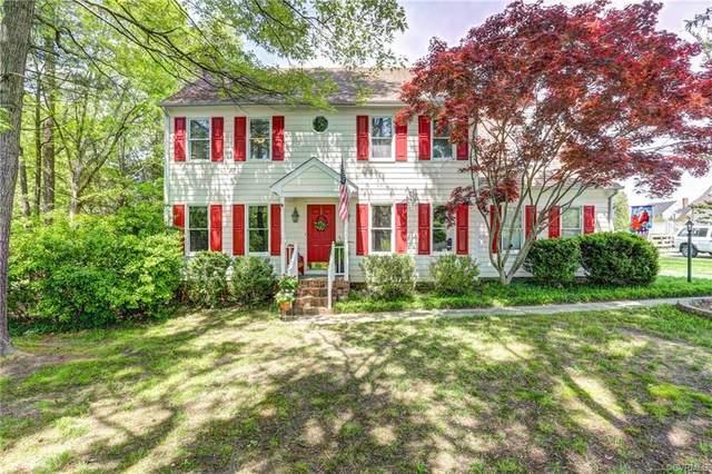 7220 Oak Branch Place, Mechanicsville, VA 23111 (MLS #2112411) :: Treehouse Realty VA