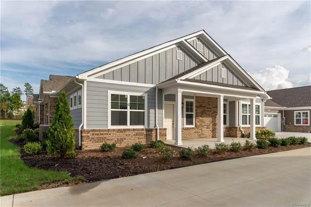 1853 Providence Villas Court 12D, Chesterfield, VA 23236 (MLS #2112414) :: Small & Associates
