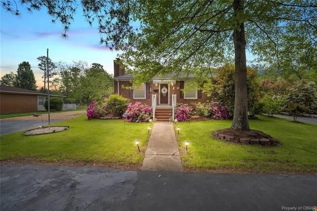 568 Yorktown Road, Newport News, VA 23603 (MLS #2112443) :: The Redux Group