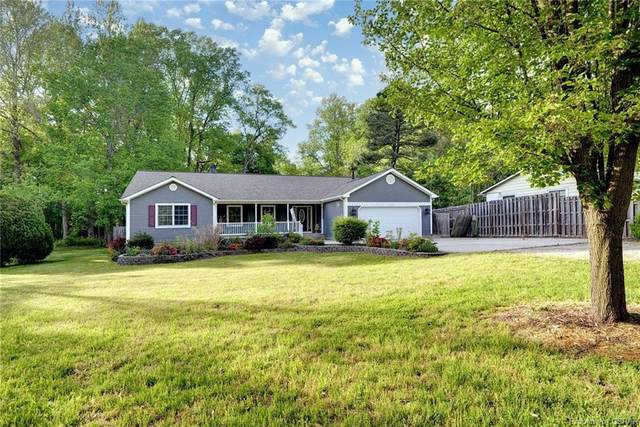 138 Old Church Road, Williamsburg, VA 23188 (MLS #2112449) :: The Redux Group