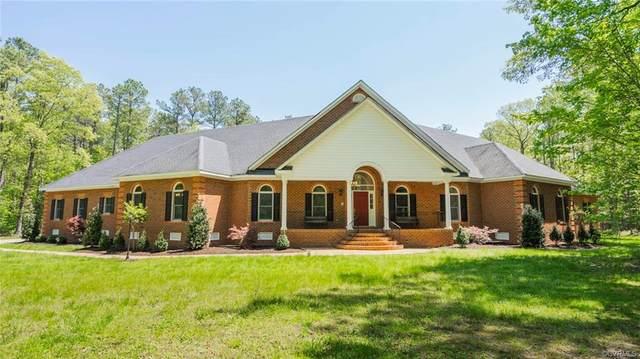 10336 Buckwood Lane, Mechanicsville, VA 23116 (MLS #2112466) :: Treehouse Realty VA