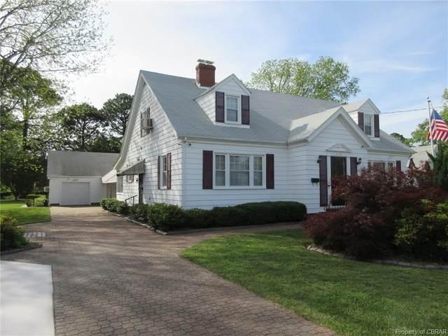 2019 N Armistead Avenue, Hampton, VA 23666 (MLS #2112475) :: Village Concepts Realty Group