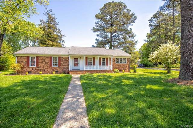 2501 Schenley Drive, North Chesterfield, VA 23235 (MLS #2112507) :: Village Concepts Realty Group