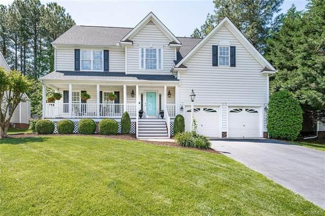 11813 Alder Ridge Place, Glen Allen, VA 23059 (MLS #2112522) :: Small & Associates