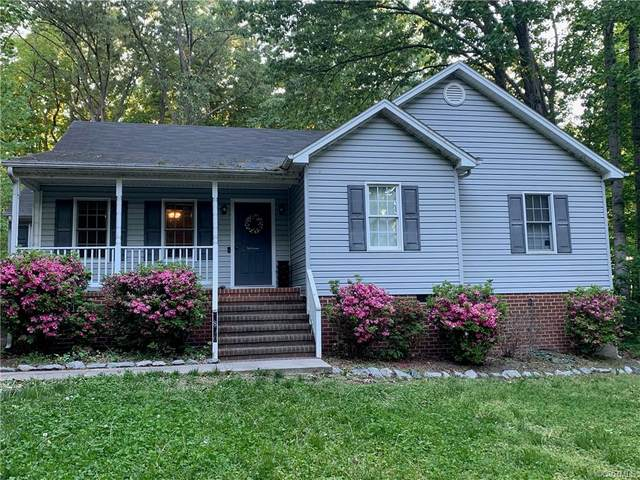 3800 E Autumn Drive, Dinwiddie, VA 23803 (MLS #2112530) :: Village Concepts Realty Group