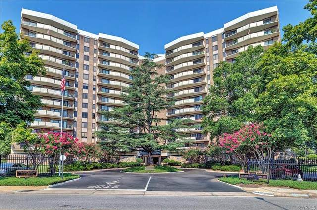 2956 Hathaway Road U205, Richmond, VA 23225 (MLS #2112545) :: The RVA Group Realty