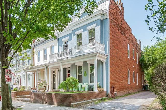 418 Strawberry Street, Richmond, VA 23220 (MLS #2112552) :: Small & Associates