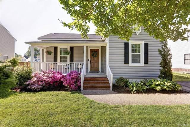 3005 Greenway Avenue, Henrico, VA 23228 (MLS #2112565) :: Treehouse Realty VA
