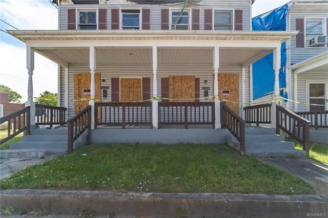 21408 Chesterfield Avenue, Chesterfield, VA 23803 (MLS #2112579) :: Small & Associates