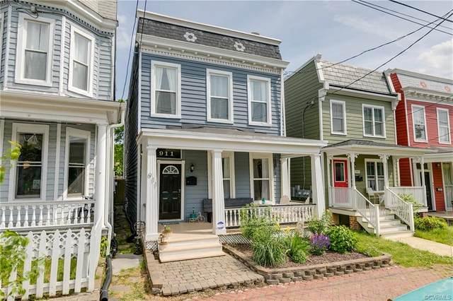 911 N 27th Street, Richmond, VA 23223 (MLS #2112586) :: Small & Associates